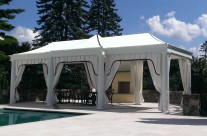 It's Time Winterize Your Fabric Awnings!