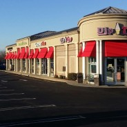 Commercial Awnings For Cross Roads Plaza