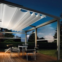 New Haven Awning Now Offering Corradi Pergotenda®