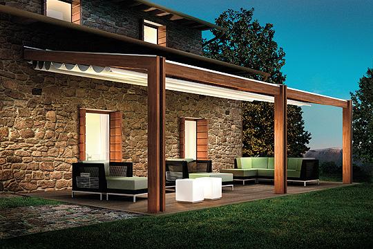 Introducing Iridium By Corradi New Haven Awning