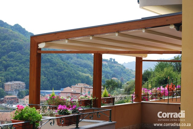 new haven awning now offering corradi pergotendaa new haven awning