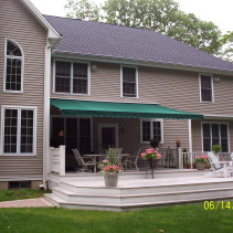 Get That Awning Ready For The Summer!