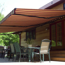 Retractable Awnings By New Haven Awning