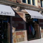 Gant gets a visit from Dean and the rest of the New Haven Awning crew!