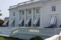New Retractable Awning For Petit Trianon Deux