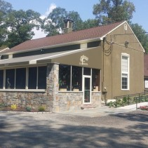La Foresta Restaurant In Killingworth Adds A 4 season Patio Canopy!