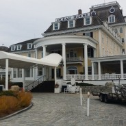 New Haven Awning is back at The Ocean House just in time for this winter.