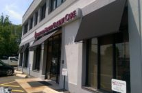 Stamford Health Urgent Care – Shed Awning
