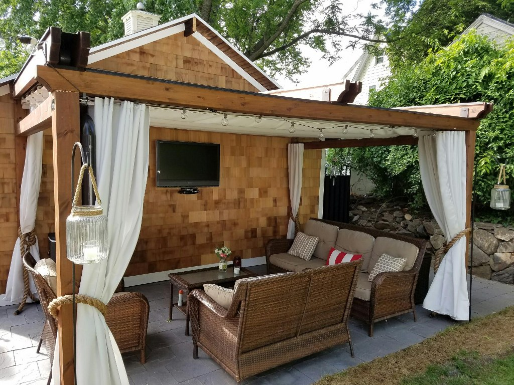 How You Can Benefit From A Patio Enclosure New Haven Awning