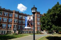 Lauralton Hall Custom Pole Banners