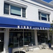 Kirby & Co. of Darien CT Gets Custom Retractable Awnings!