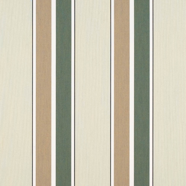 Fern Heather Beige Block Stripe #4959