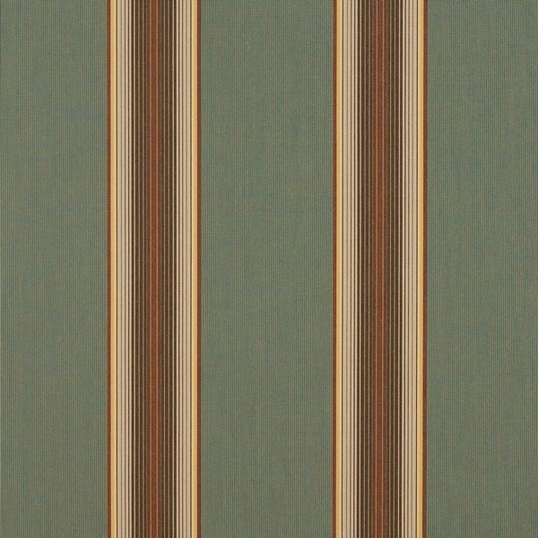 Forest Vintage Bar Stripe #4949