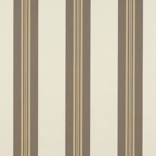 Taupe Tailored Bar Stripe #4945