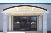 Aluminum Entrance Awning