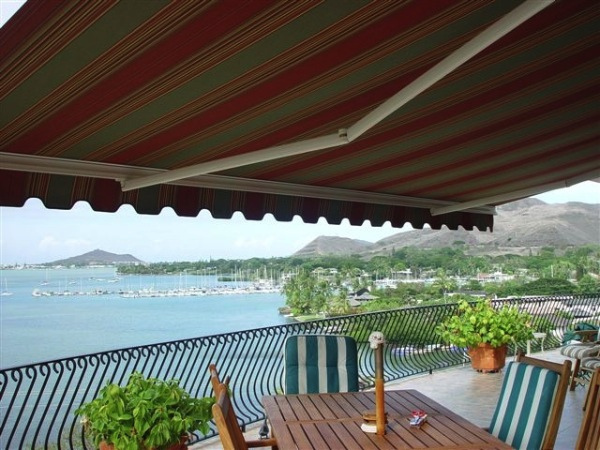 Residential Retractable Awnings That Are Designed To Fit