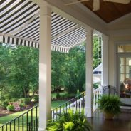 What Are My Choices When Purchasing a Retractable Awning?
