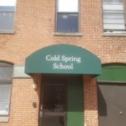 Cold Spring School Gets New Awnings!