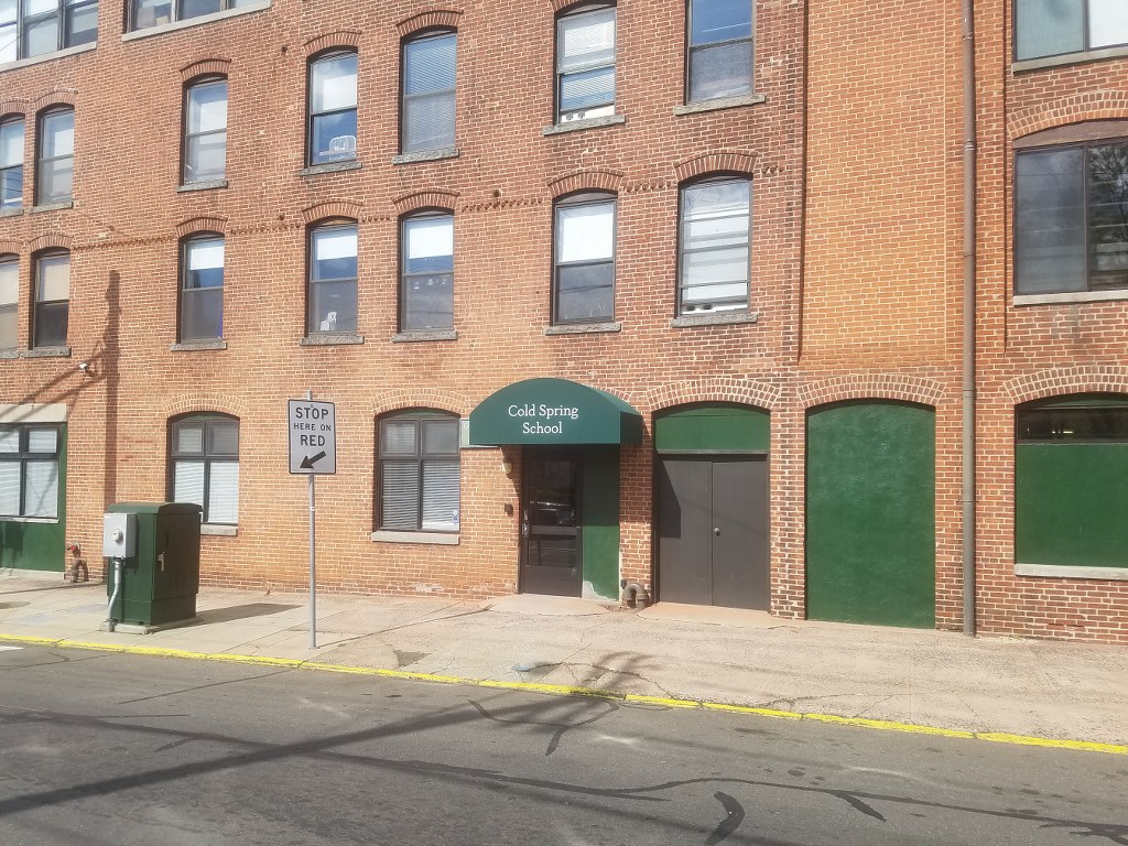 Cold Spring School Gets New Awnings New Haven Awning