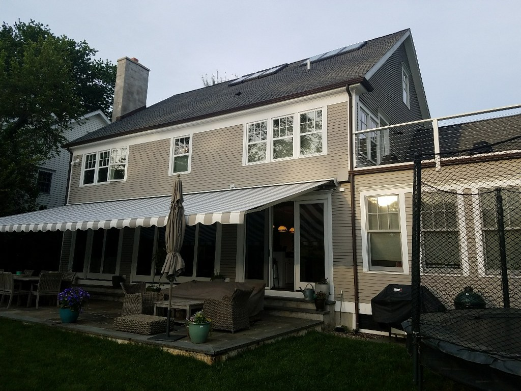 A Happy Home In Owner In Norwalk, CT Got their Retractable ...