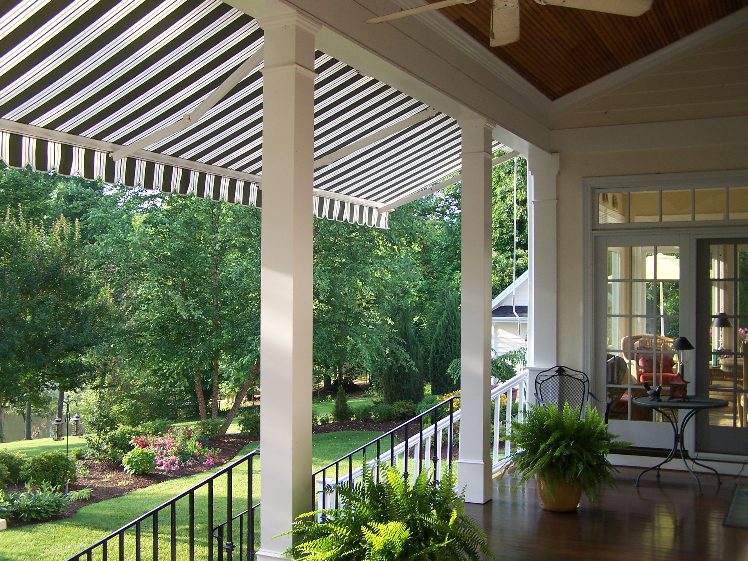 luxury awning nushade backyard nuimage awnings retractable sc by construction of modesto ca patio covers awesome