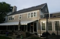 Retractable Awning Recover in Stamford Connecticut