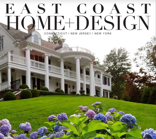 New Haven Awning Featured In East Coast Home Design Magazine