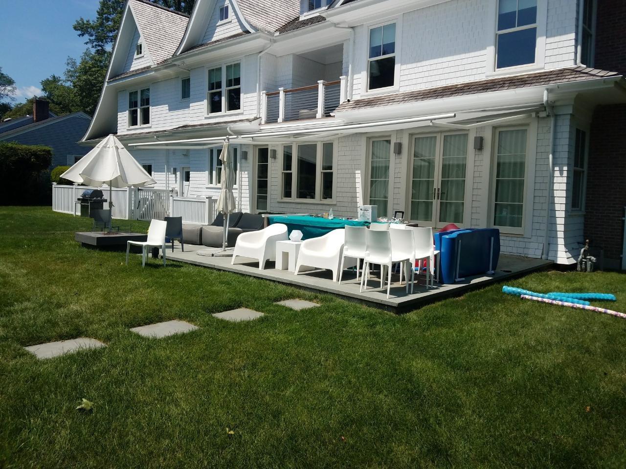 Corradi SVET Retractable Awning Installed In New Britain ...