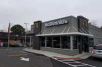 Architectural Canopies For McDonalds In Stratford