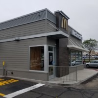 Mcdonalds In Stratford Ct Architectural Canopies New