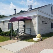 Beacon Falls Senior Center Gets New Front and Rear Entrance Awnings!