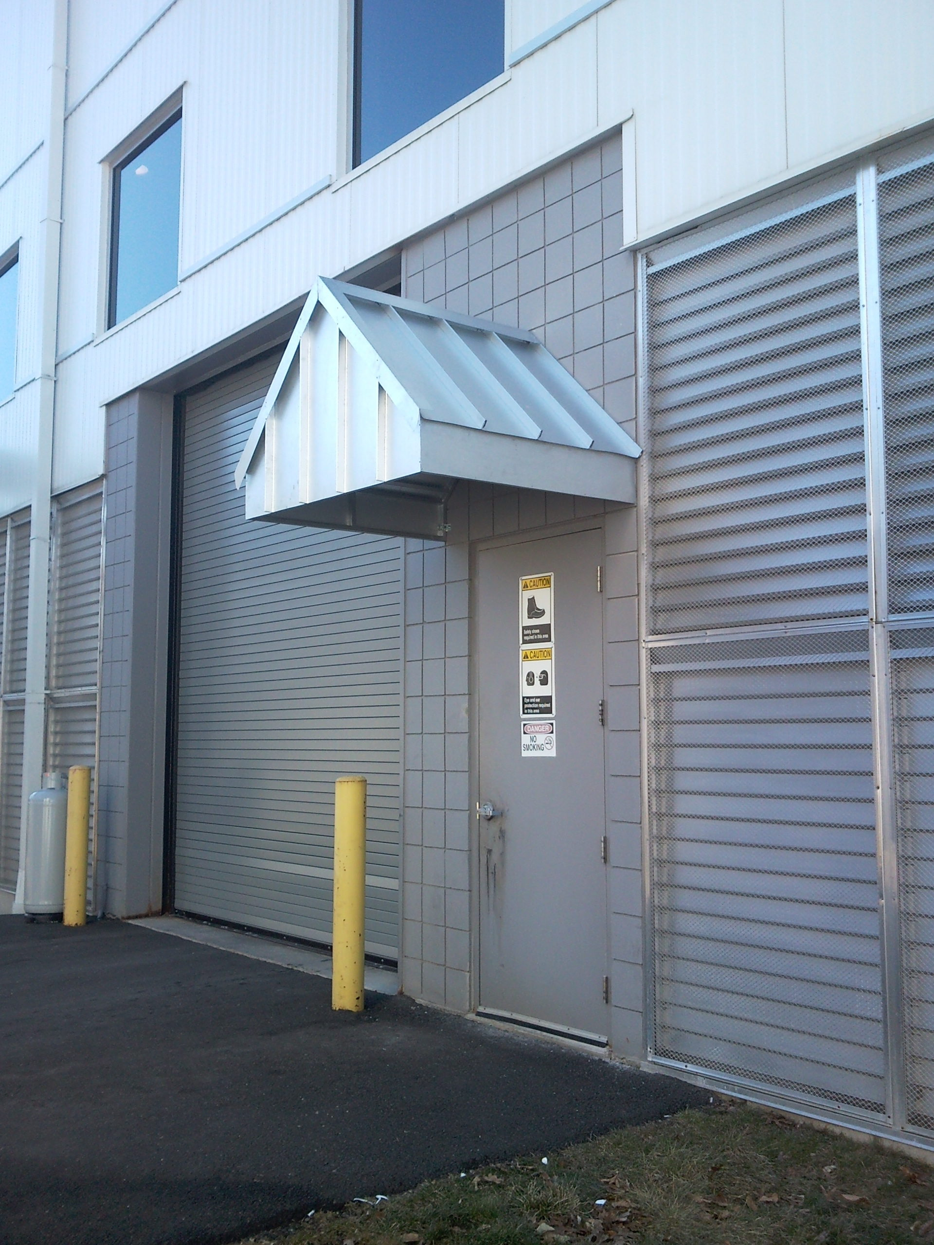 Metal Awnings Amp Canopies New Haven Awning