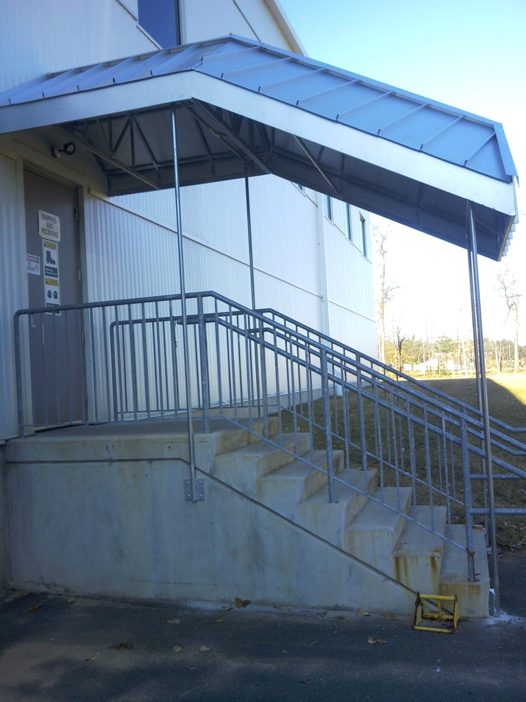 Standing Seam Awnings Still Standing The Test Of Time