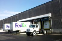 Truckport Aluminum Canopy For FedEx in North Haven, CT