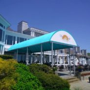 Water's Edge Resort & Spa Gets a Visit From NH Awning!