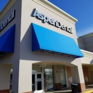 New Awning For Aspen Dental