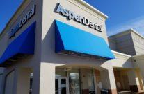 New Awning For Aspen Dental