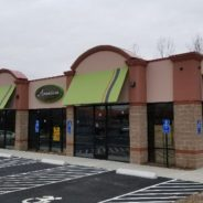 Avventura Bakery & Deli Gets New Shed Awnings