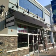 Coming Soon, LunchboxWax With Shading By New Haven Awning!