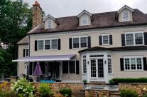 Residential Retractable Awining in Woodbridge, CT