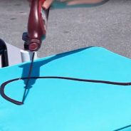 Sunbrella Fabric Durability Challenge